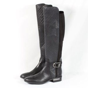 Vince Camuto Pordalia Over The Knee Leather Boots
